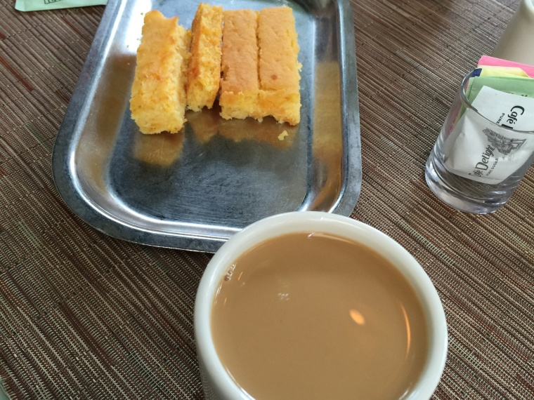 Cornbread and Coffee