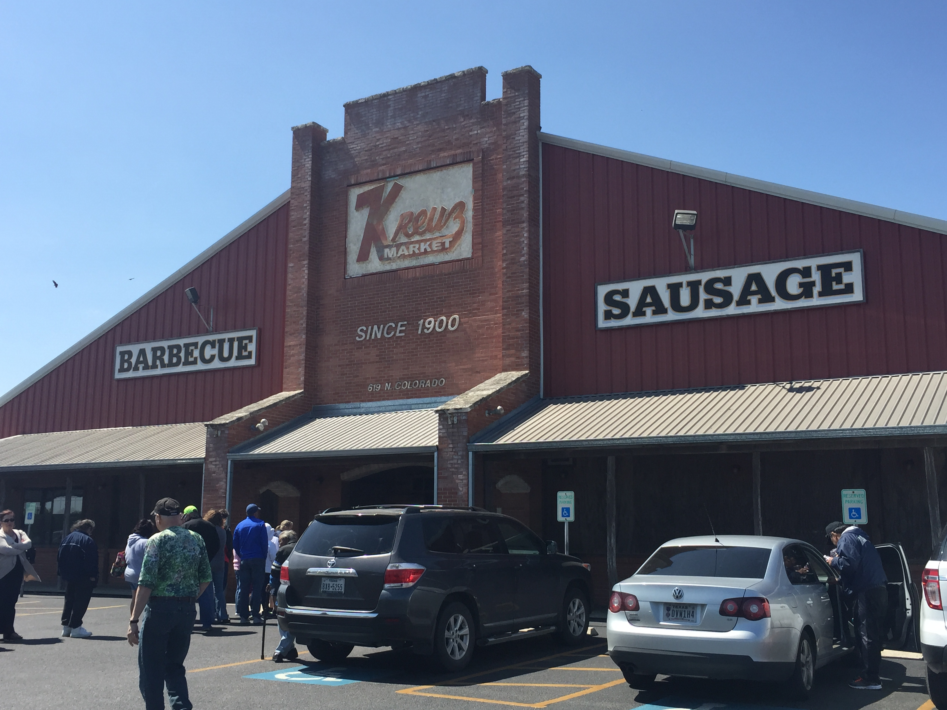Best BBQ In Lockhart, TX: Band Review