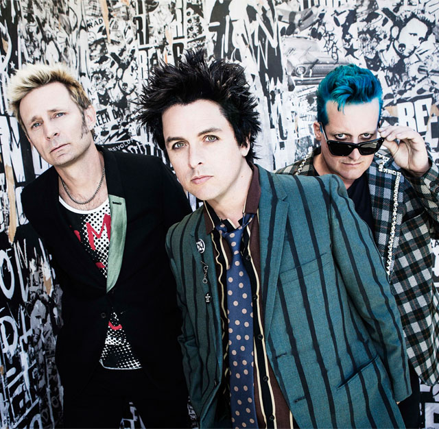 TIME OF MY LIFE: GREEN DAY CONCERT REVIEW